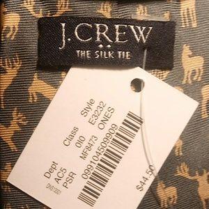 J Crew tie.